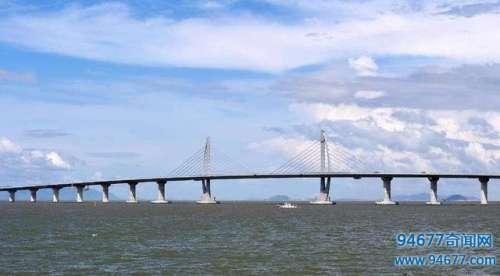 """厉害了!宁波要""""养""""世界最长跨海大桥——港澳珠大桥"""