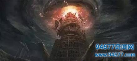"""""""九层妖塔""""真实存在!在中国被考古史称""""东方的金字塔""""!"""