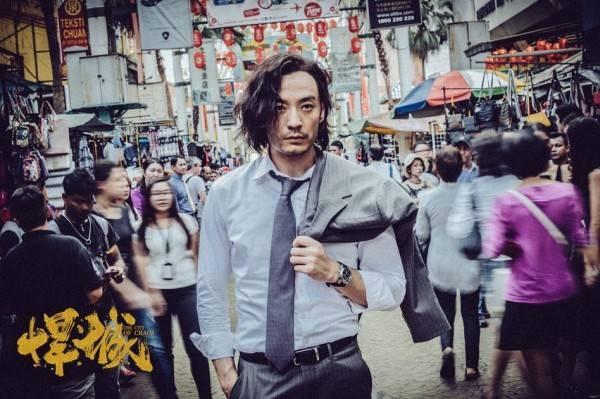 李光洁袁文康领衔超强阵容 《悍城》海外探班