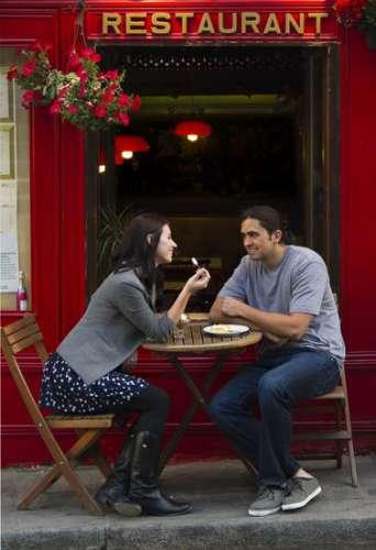 男人更喜欢热情回应的女人