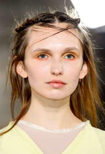眼妆的正确打开方式 画眼下才是点睛之笔