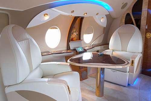 全球私人飞机厂商紧盯中国富豪