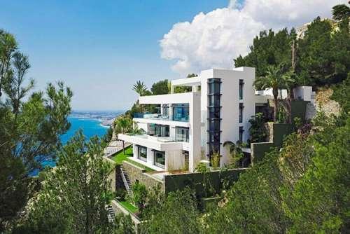 西班牙海边豪宅