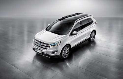 重新定义中大型SUV价值新标准福特锐界优化产品矩阵 全面进阶焕新登场