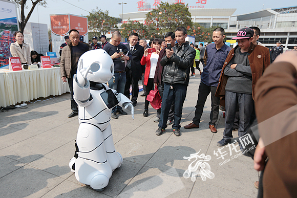 重庆这个驿站了不起 180万旅客回家路都有它陪伴
