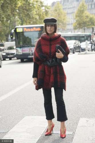 每年冬天都少不了的格纹单品 你真的会穿吗