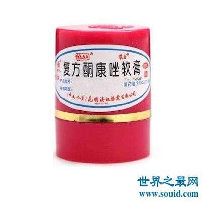 带你去了解了解一种常用外用药――皮康王软膏