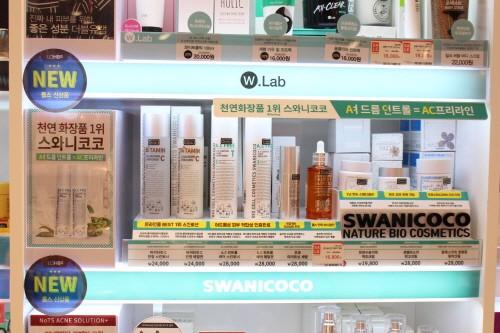 思婉妮可可入驻 LOHB\'s药妆店12款产品热销