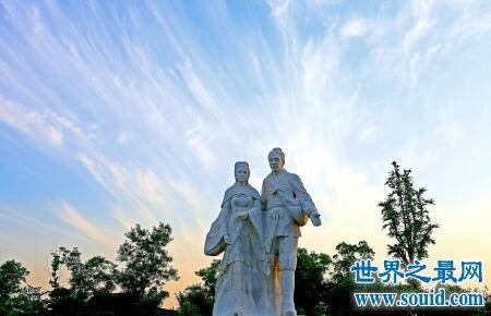 董永这位历史上娶了七仙女的行孝模范你了解么(www.souid.com)