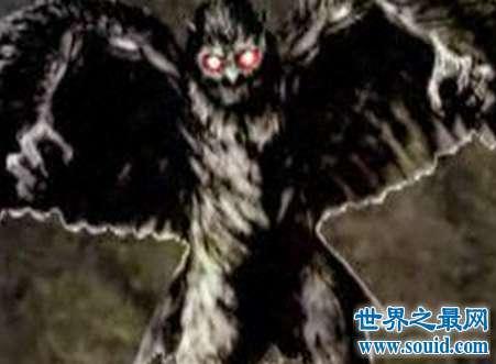 鸮人真的存在么是人们恐惧的产物还是