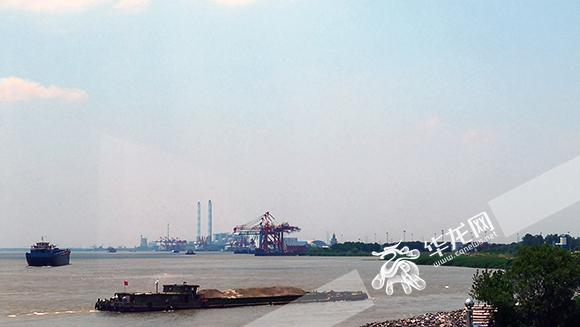 【美丽中国长江行】美丽江淮建设生态大走廊 六圩河口见证长江繁荣