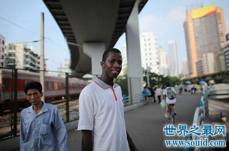 广州黑人是从哪里来的 他们和当地人有什么区别吗(www.souid.com)