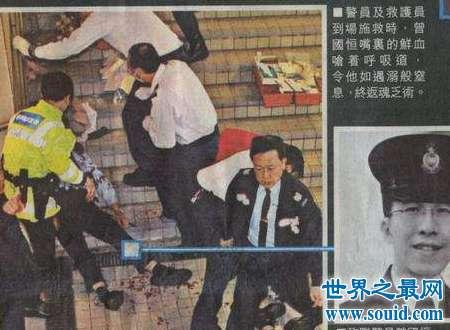 混动全香港的徐步高枪击案竟重现在这部电影