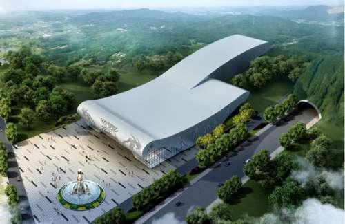 重庆又添休闲好去处 西南地区最大室内滑雪馆7月底投用