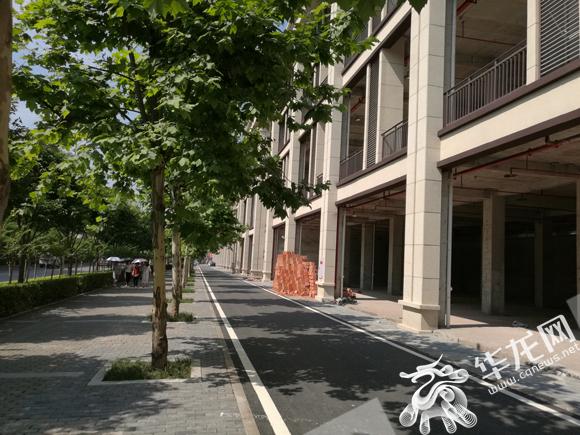 """【调查】这个小区出门方式很""""奇葩"""" 要上人行道先穿车行道"""