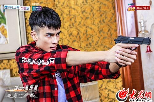 《走火》今晚登陆浙江卫视,热血悬疑展现铁警正能量