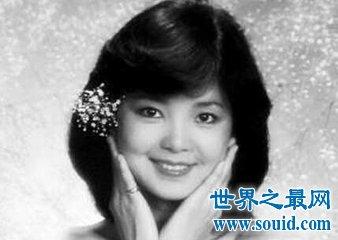 一代女神邓丽君是怎么死的呢 邓丽君死因曝光(www.souid.com)