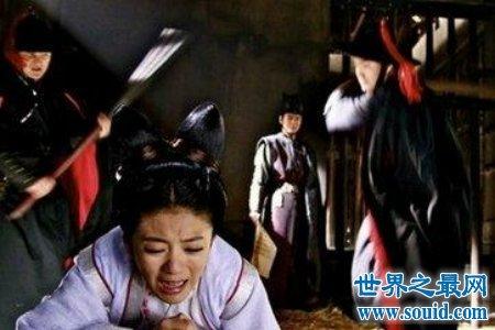 肉刑是我国古代对人身体刑罚的一种统称 也是古代最常用的一种刑罚(www.souid.com)