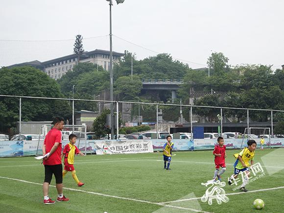 打造下一批本土球星 重庆足协首次选拔U7、U8梯队
