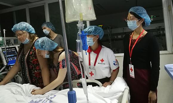 重庆首例涉外器官捐献成功实施 5位获捐者受益