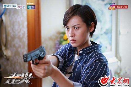 """6月6日小心《走火》!浙江卫视呈现热血悬疑的""""猫鼠游戏"""""""