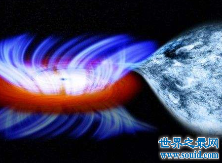 宇宙中最大的星球神秘宇宙中总会存在这样的奇迹(www.souid.com)
