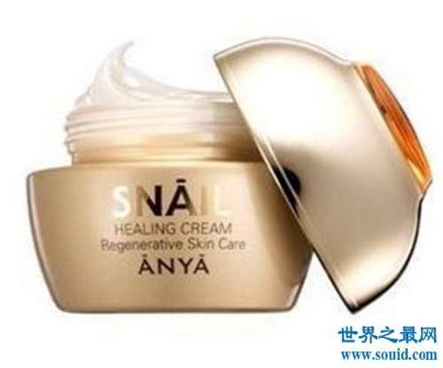 蜗牛霜 修复肌肤的美容霜真的有用吗