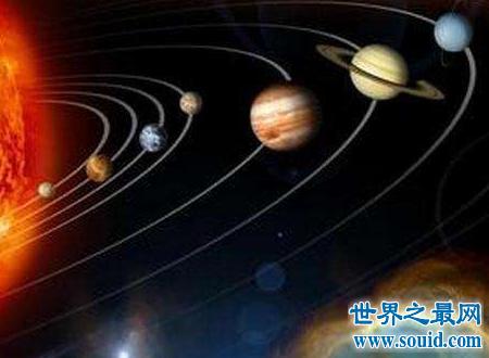 太阳系最大的行星最让人好奇的宇宙奥秘之一(www.souid.com)