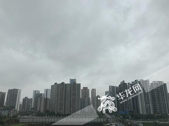 今年6月重庆降水较常年同期偏多近三成 明后局地有暴雨