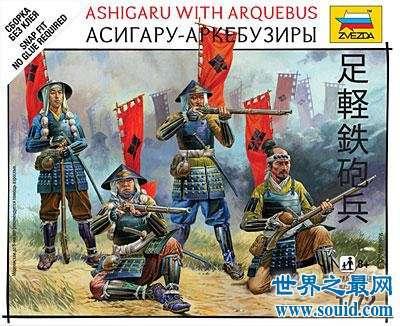 著名的日本战国时代 战国大名纷纷各展才华