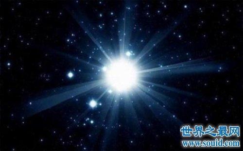 璀璨星空中哪一颗才是最亮的星是(www.souid.com)