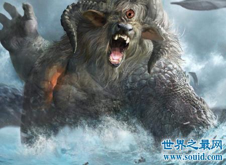 夔牛山海经中的神奇异兽恐怖的令人全身发冷(www.souid.com)