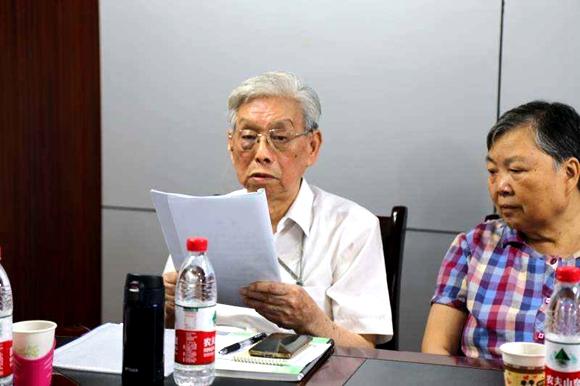 重庆供销系统83岁老人入党 完成65载的夙愿