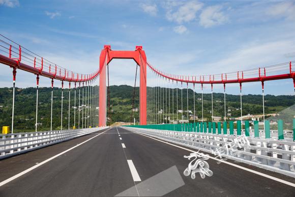 江习高速重庆段29日通车 华龙网直播带你去体验