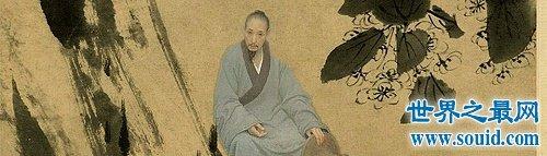 八大山人是谁,并非是八个人,而是一个独步古今的艺术大师(www.souid.com)