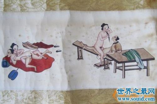 流行的房中术 素女经秘戏图本(www.souid.com)