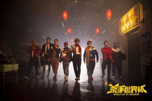 爆笑喜剧《杀手世界杯》7月3日爱奇艺 看中国队如何夺冠