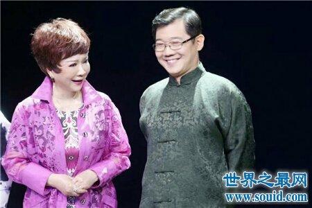 近年来演员蔡明的胸由小变大 大家有没有注意到呢(www.souid.com)