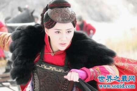 娜木钟出身高贵 聪明漂亮 据说她的老公是她的仇人 是真的吗