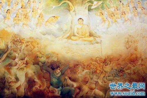 印度教三大主神,梵天竟然因为自己的堕落而被湿婆砍了头(www.souid.com)