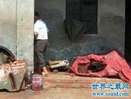 119碎尸案尸体被分割成2000块 胆小者勿入!!(www.souid.com)