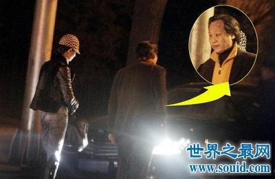 """刘亦菲陈金飞最神秘关系 究竟是""""干爹""""还是情人?(www.souid.com)"""