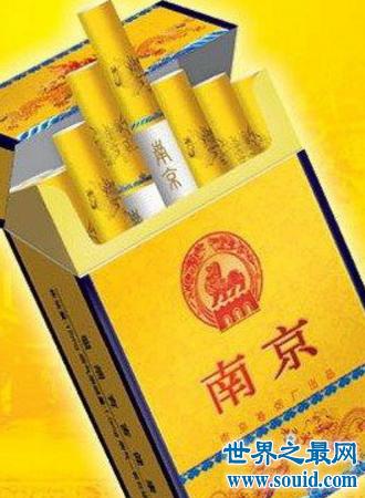 香烟排行榜快来看看那些香烟中的奢侈品(www.souid.com)