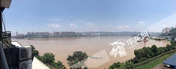 最新实时水情:嘉陵江、长江水位继续上涨 寸滩流量55200立方米每秒
