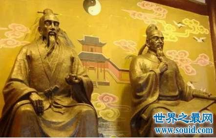 李世民手下易学大师李淳风和袁天罡相爱相杀
