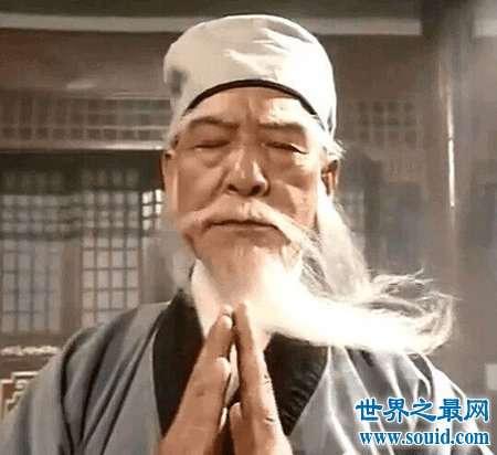 少林寺扫地僧的真实身份是什么 真的和传言说的那样吗