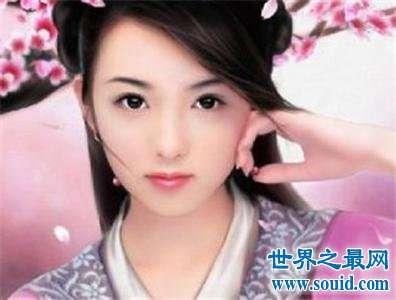 古代时期的中国4大美女 沉鱼落雁闭月羞花的由来
