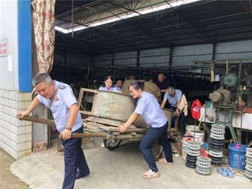 """重庆税务""""迎战""""洪峰过境 确保改革期间服务不间断"""