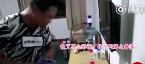 临漳一民警不会游泳奋不顾身救助轻生女子 妻子泪目!