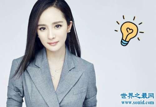 中国女明星最受欢迎五位 有没有你最爱的小花呢